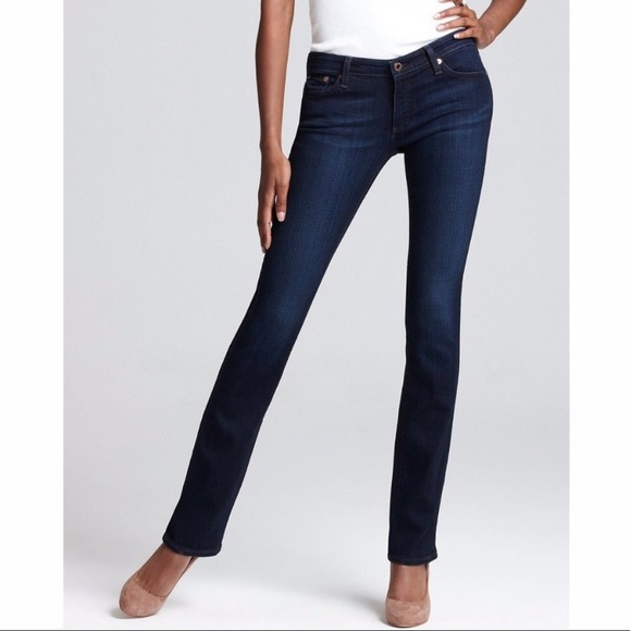 Ag Adriano Goldschmied Denim - AG Adriano Goldscmidt The Ballad Boot Cut Jeans